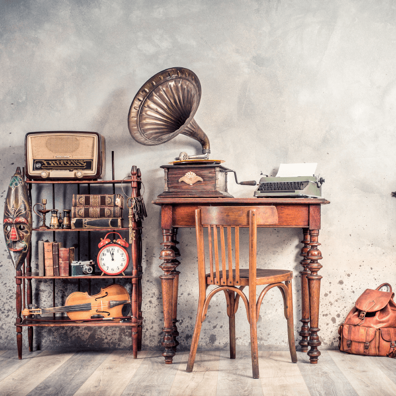 Antique Music Systems